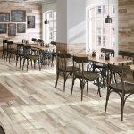rustic Italian restaurant blended with traditional additions