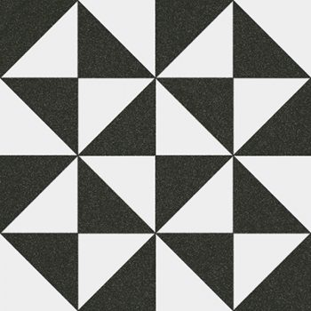 Abstract Terrades Patterned Tile