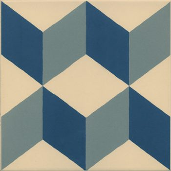 Abstract Guell Tile