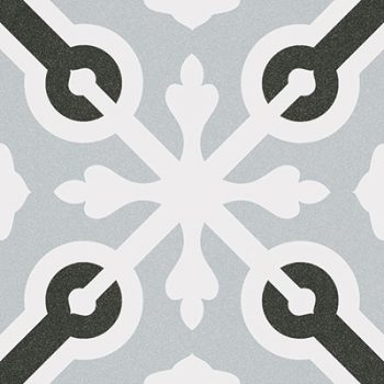 Abstract Llagostera Patterned Tile