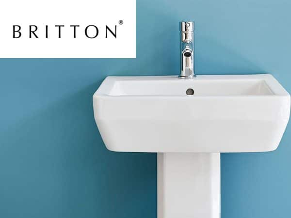 Britton Curved Basin