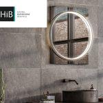 HIB dislpay illuminated mirror
