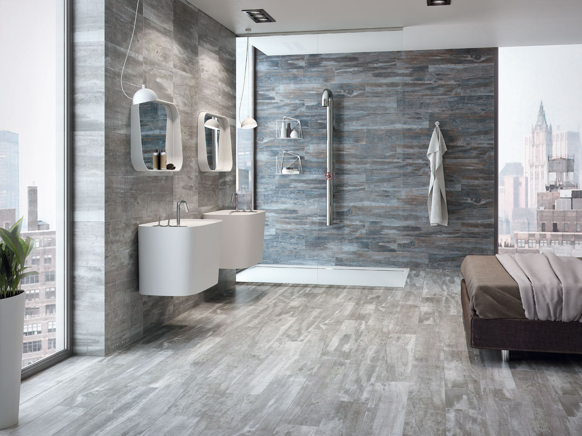 Fossil Wall & Floor Tiles - Tile Showroom - DTW Ceramics UK Ltd