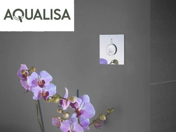 Aqualisa logo image
