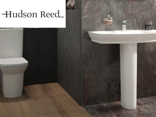 hudson reed logo image