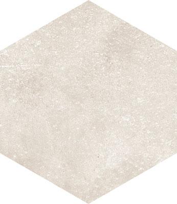Hexagon Rift Cream 230x266mm Example 1