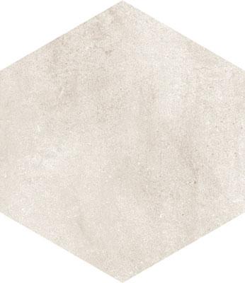 Hexagon Rift Cream 230x266mm Example 2