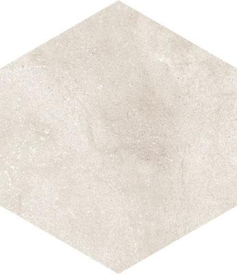 Hexagon Rift Cream 230x266mm Example 3