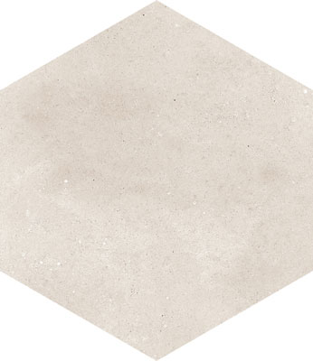 Hexagon Rift Cream 230x266mm Example 4